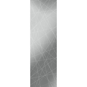 Sandstrahlverglasung Straight