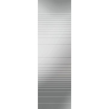 Sandstrahlverglasung Taveno