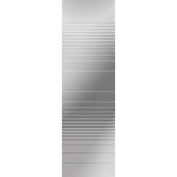 Sandstrahlverglasung Taveno negativ