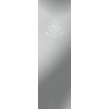 Sandstrahlverglasung Palmette