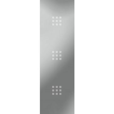 vitrages à sablage 3 x 9