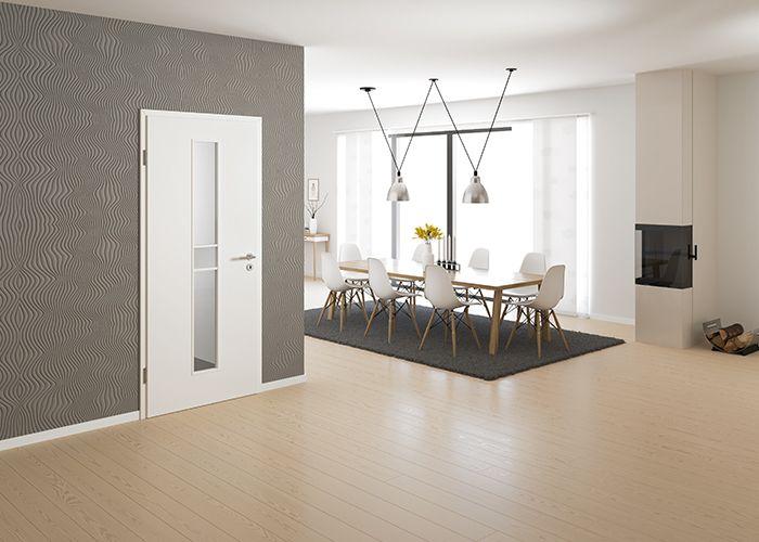 Tür mit lichtausschnitt  Türen mit Verglasungen - Westag & Getalit AG