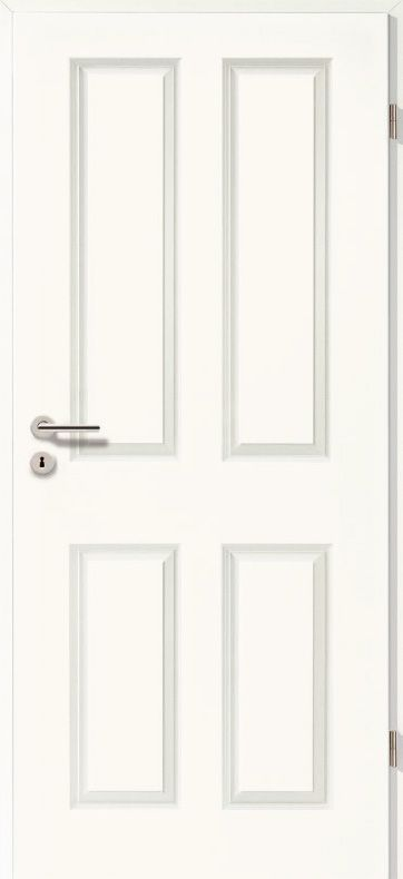Türen weiß  Tür-Serie Provence - Westag & Getalit AG